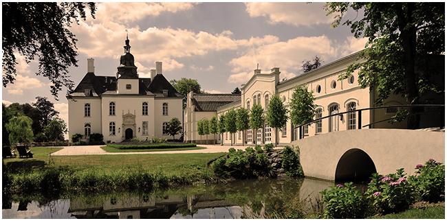 Hotel und Eventlocation im Ruhrgebiet. Schloss Gartrop